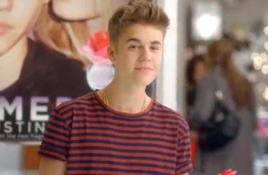 Justin Bieber Unleashes the 'Wink, Nod, Smile'