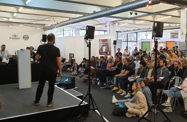 Ben Campbell's Guide to Storytelling at D&AD
