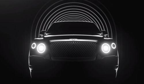 Luxurious Laser Show in MPC Creative's Bentley Spot