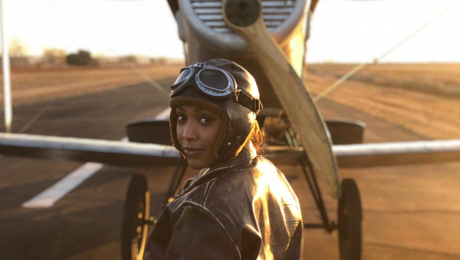 Director Sheldon Candis' 'Queen Bess' Takes Flight for Netflix