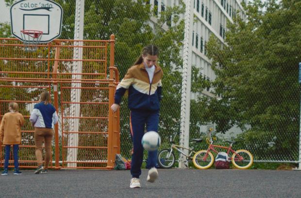 Crédit Agricole's World Cup Ad Encourages Female Empowerment through Sport