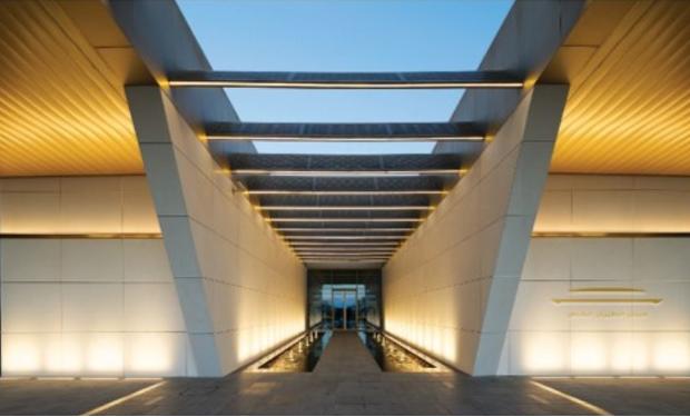 Dubai South's Terminal Becomes Architectural Icon