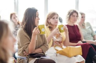 Networking or: Having Great Conversations