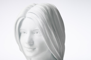 Charity Pays Tribute to Honour Killing Victims with 3D Printed Bust