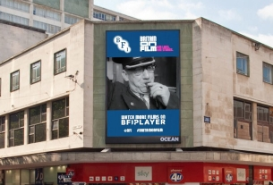 Ocean Broadcasts Remarkable British Film & TV Footage with BFI