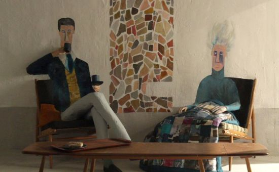 The Bigger Picture: The Animated Short That Bagged a Pair of Film Students an Oscar Nomination