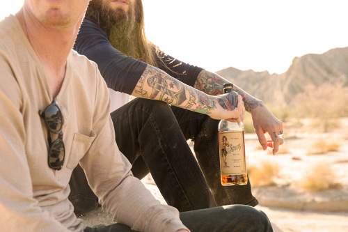 Bikers, Booze & Iggy Pop Star in New Sailor Jerry Campaign