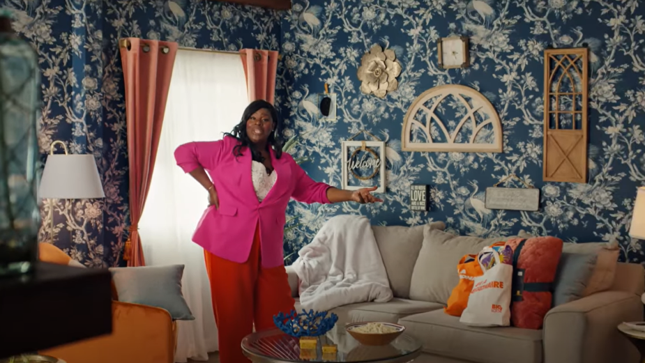 Parks and Recreation Star Retta is a 'BIGionaire' in Campaign for Big Lots