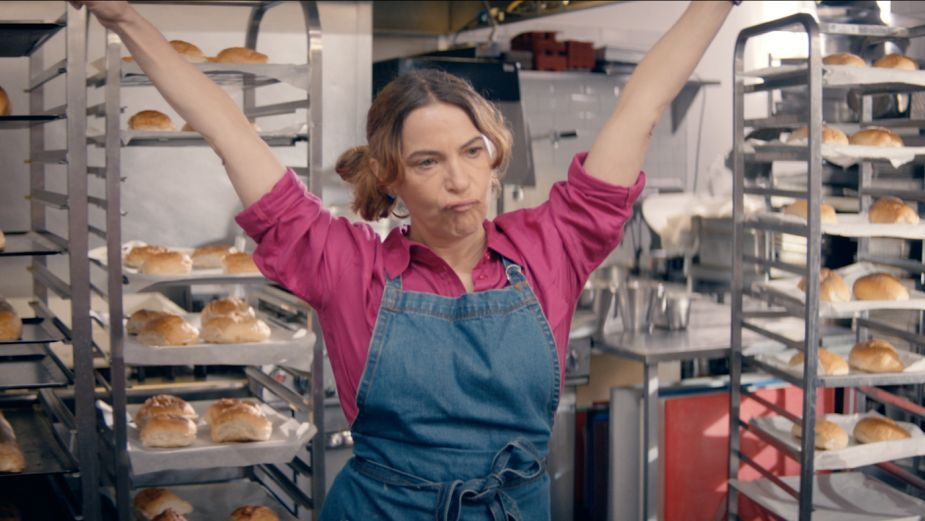 Baker Feels Like 'The Business' in TSB's Latest Campaign from McCann London