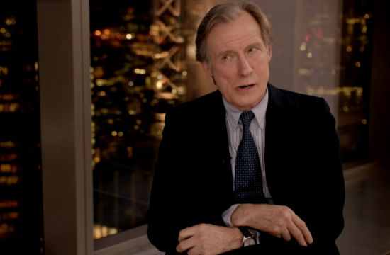 Bill Nighy, Andrew Lincoln and More Join  Oxfam's Robin Hood Tax Campaign