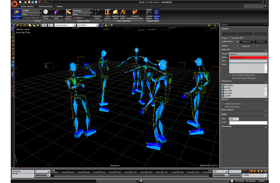 Vicon Releases Blade 2 Software