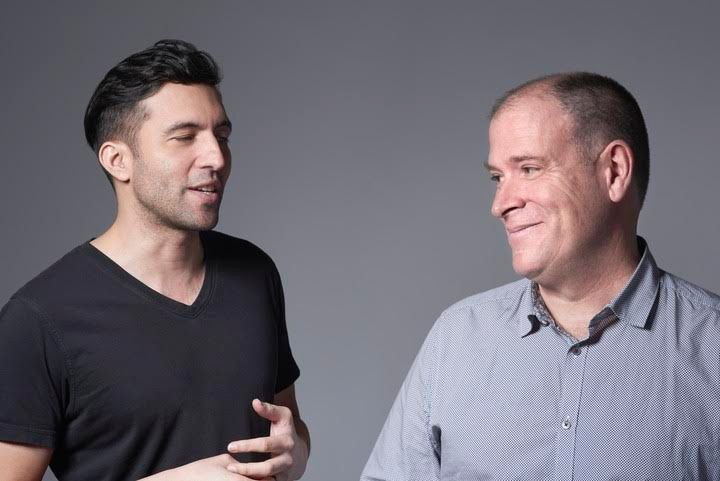 Tom Rossano & Elliot Blanchard Launch Production Company PRISM