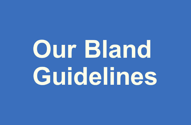 Tired of Risky Creative Work? The 'Bland Book' Will Help You Play It Safe