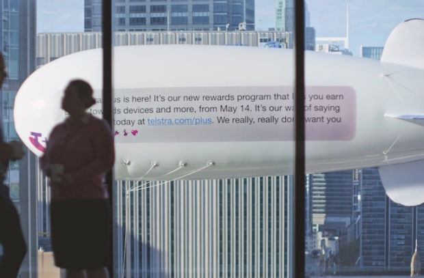 Telstra Sends Aussies The Most Important Text Message