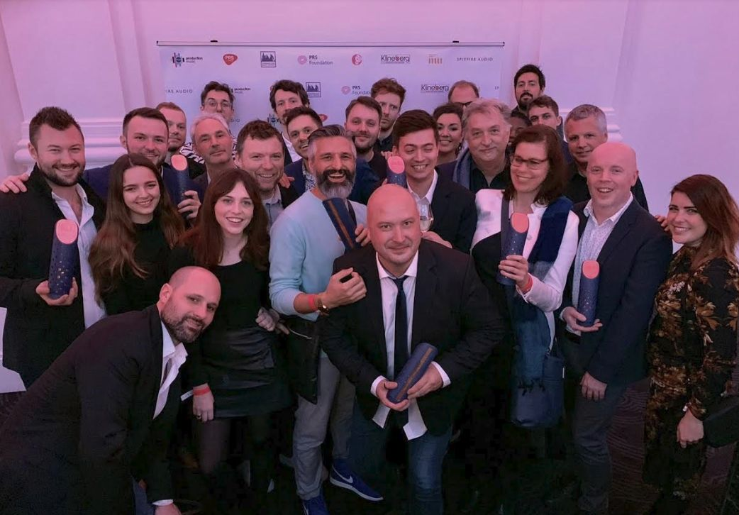 BMG Production Music Scores Nine Wins at the Production Music Awards