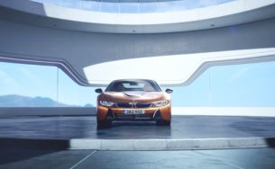 FCB Inferno's BMW i8 Roadster Campaign Gives Supercar Fans 'The Butterflies'