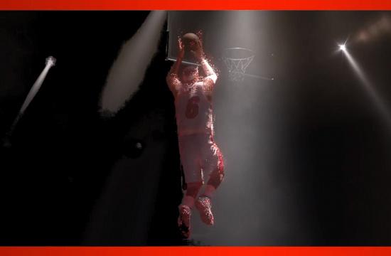 Allen Hughes Shoots LeBron James for NBA 2K14
