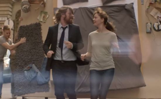 Amazing In-Camera Trickery in this New BNP Paribas Ad from Czar & Publicis