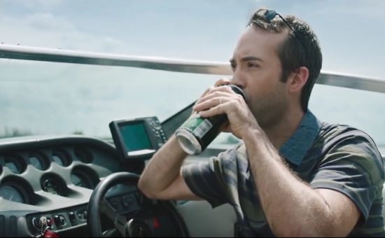 Don't Drink and Boat Warns Saatchi Canada Campaign