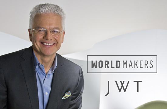 JWT's 'Worldmakers' Partnership with LinkedIn