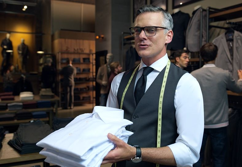 Men's Wearhouse Takes a Snappy Approach to Fashion Ads in Latest Campaign