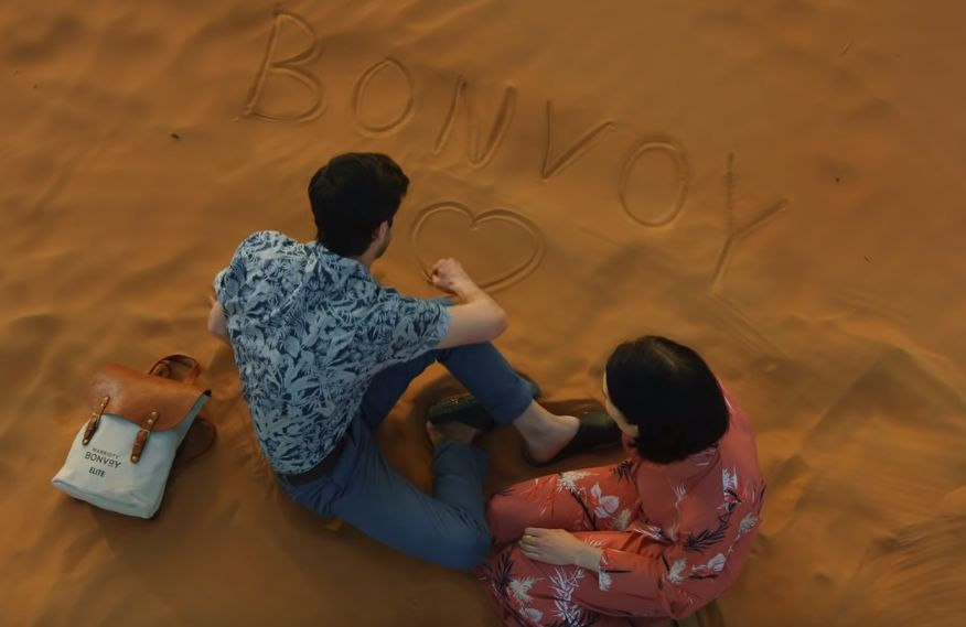 Marriott Toasts Good Travel with a 'Bonvoy!' in New Global Campaign