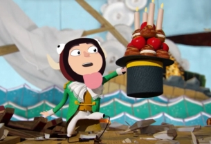 This Wacky Animated Short from Hornet's Gabe Askew Is Too Fun to Miss