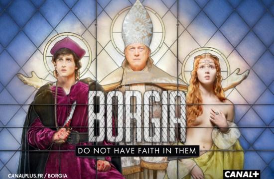 BETC's Borgia Campaign