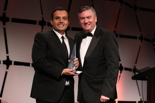 Leo Burnett Sydney's Peter Bosilkovski Named Media Executive of the Year