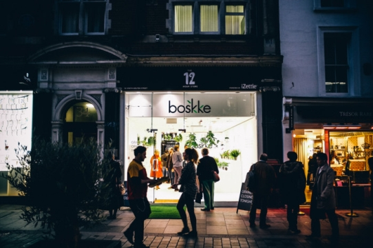 How Forsman & Bodenfors Opened and Closed 6 Stores Over 6 Days