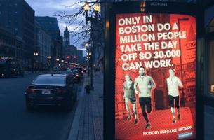 Nail Communications Proves 'Nobody Runs Like Boston' Ahead of the Marathon