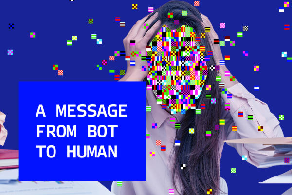 Bot Hacks Printers Worldwide to Warn Humans That Their Jobs Are at Risk from AI