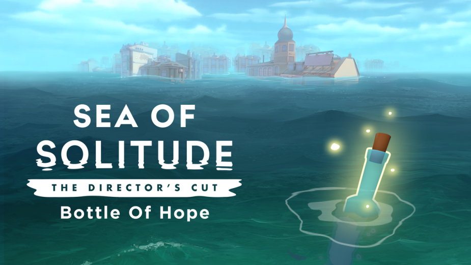 Biborg's Twitch Extension for Video Game Sea of Solitude Lets Viewers Share 'Bottles of Hope'