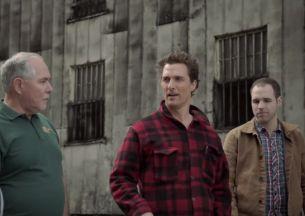 Wild Turkey Bourbon Taps Matthew McConaughey as Creative Director