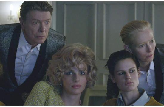 Floria Sigismondi's New David Bowie Promo