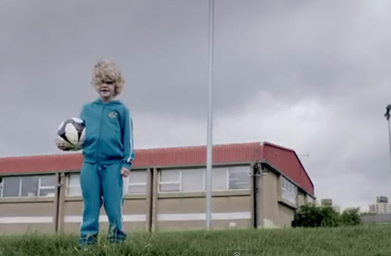 New Web Film Calls on GB to Create Olympic Legacy