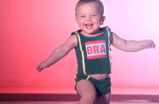 McCann's Bradesco Campaign On Future Olympians