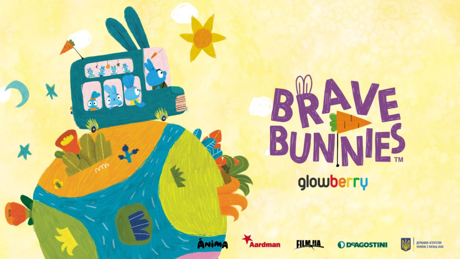 Animated Series 'Brave Bunnies' Launches with Recording from Fitzrovia Post
