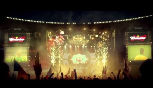 Axl Rose, Gary Cahill & Hulk Star In Budweiser's Greatest Show on Earth
