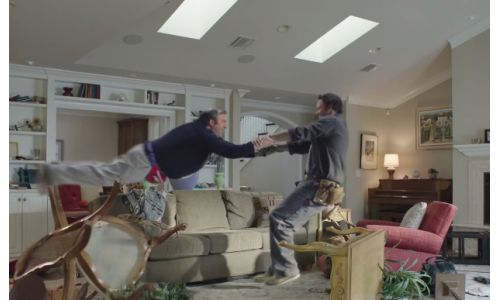 Pals Get Out of Some Sticky Situations In Fallon's Loctite Campaign