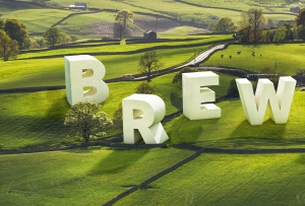 BMB Names Yorkshire 'Brewtopia' with Giant Yorkshire Tea Outdoor Ad