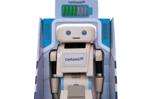 Find Out How You Can Get Your Very Own Confused.com 'BRIAN' the Robot