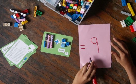 Geometry Builds Love of Learning with Clever Lego Kits