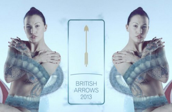 MPC Produces British Arrows Sponsorship Film