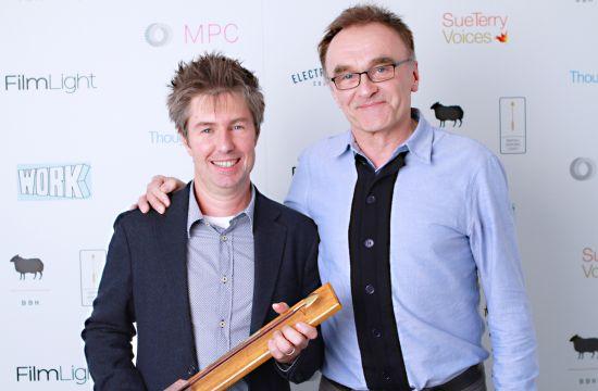 Danny Boyle Drops Into British Arrows Craft Awards