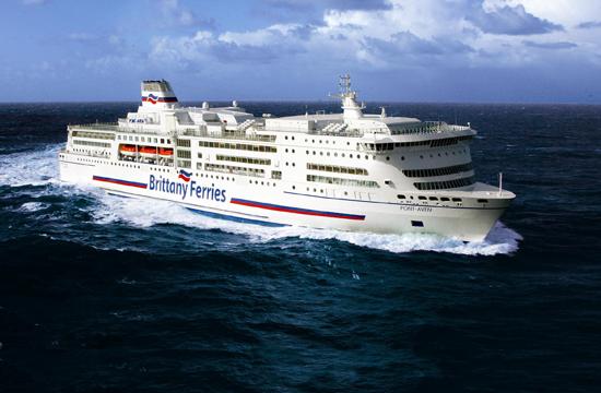 Bray Leino Win Brittany Ferries Account