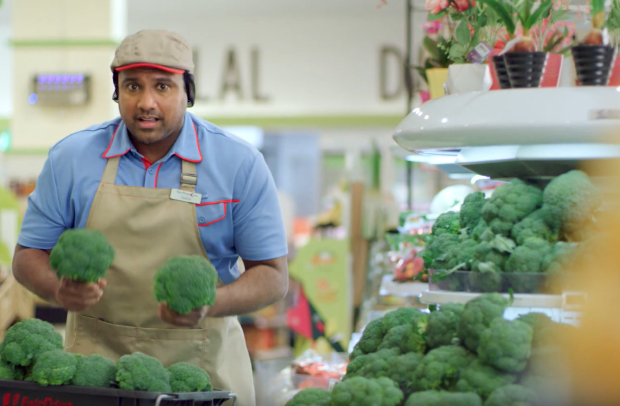 Store Employees Get Caught Grooving in FairPrice Campaign