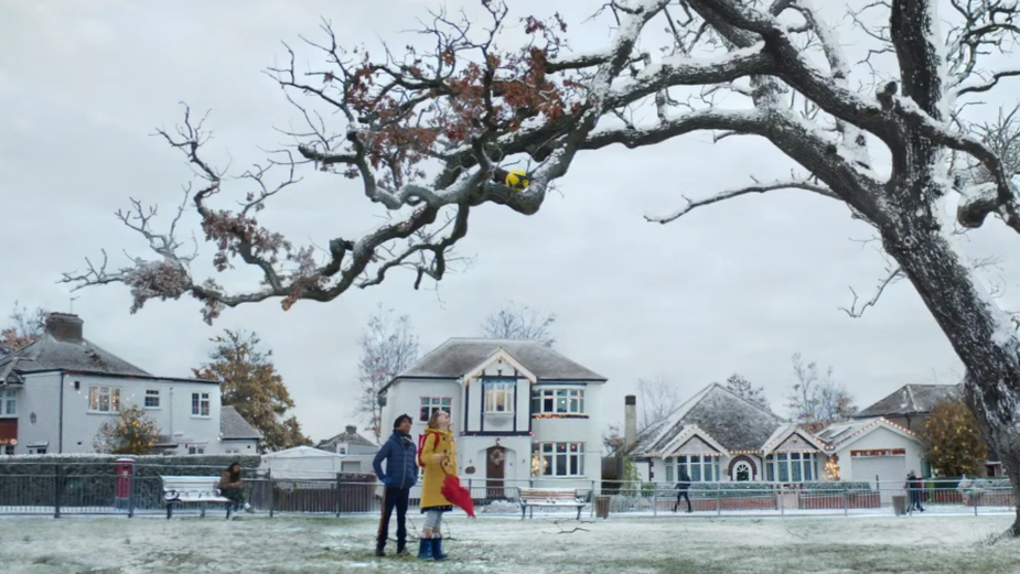 London's Bromley Has Been Given a Sprinkle of Christmas Magic by John Lewis