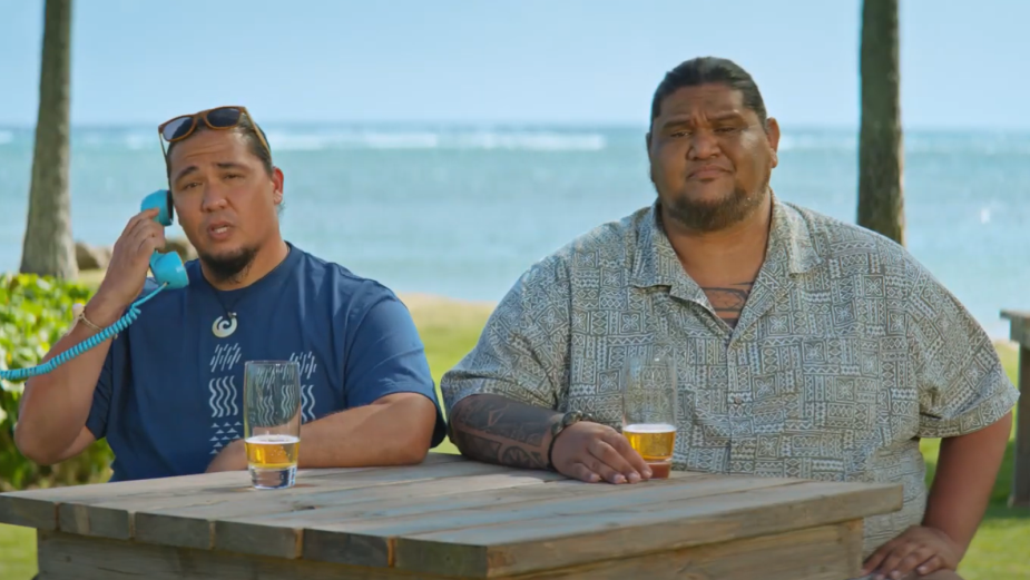 Kona Beer's 'Bruddahs' Are Back to Help Mainlanders Chill Out and Enjoy the MLB Season