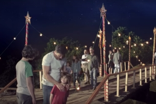 JWT Brazil Builds a Bridge for Santa in Touching New Coca-Cola Christmas Ad